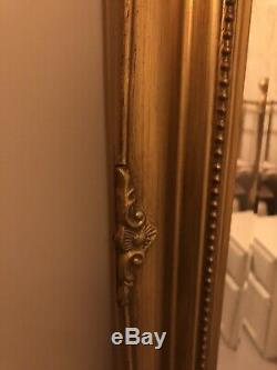 Antique Style, Gold, large wall mirror