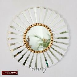 Decorative Round Wall Mirror Set of 3, Accent Round Mirrors for wall from Peru