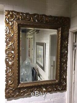 Deknudt Baroque Belgian Wall Mirror 110 x 90 cm 2600.122