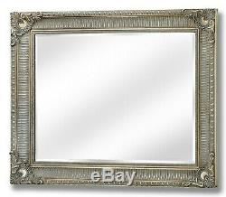 Extra Large XL Antique Gold Titanic Wall Mirror 152cm Brand New