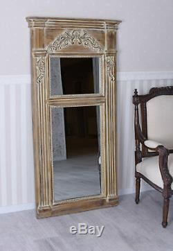 Giant Mirror Antique Wall Mirror Empire Kaminspiegel Biedermeier Ornamental
