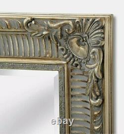 Gold Titanic Mirror Luxury Style Large Wall Floor Freestanding