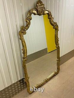 Graham and Green Large Wooden Gilt Framed Floor / Wall Mirror