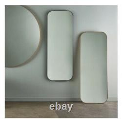 HABITAT Patsy 45 x 120cm gold full length wall mirror now £100 COLLECT WF119HS
