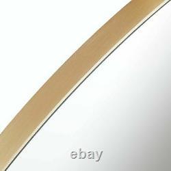 Habitat Patsy Gold Full Length Wall Mirror