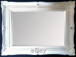 Huge Ornate Decorative Antique Gold Mirror Choice of Size & Frame Colour