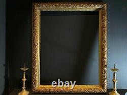 Large Decorative (96x79cm) Antique Picture Frame / Photo Frame Ornate Wall Decor