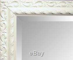 Large GOLD Decorative Ornate Mirror Choice of Size and Frame Colour STUNNING