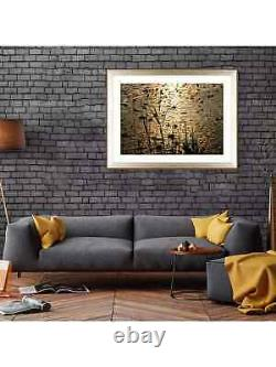 Lillie Framed Painting Wall Hanging Art Gift Picture Print Home Decor Poster U