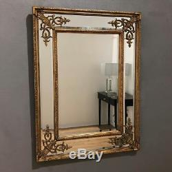 NEW Large French Gold Frame Huge Wall Mirror Designer Show Home RRP £495
