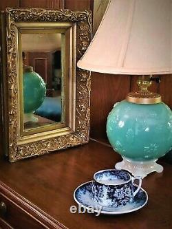 Sm wall mirror FRAME, Classical, gold gilt, twig/vine motif, c1890, 14.5