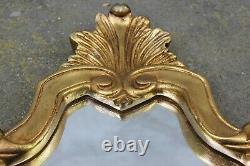 Vintage Florentine style Mirror Gold Frame Ornate Decorative Wall Mirror