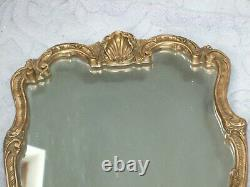 Vintage Wall Hanging Mirror By Astonea, Superior Products, Made In England