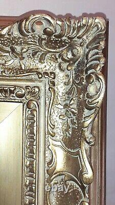 X LARGE GOLD MIRROR 5ft x 3ft HUGE